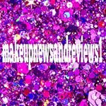 instagram profile for makeupnewsandreviews1. opens in a new tab