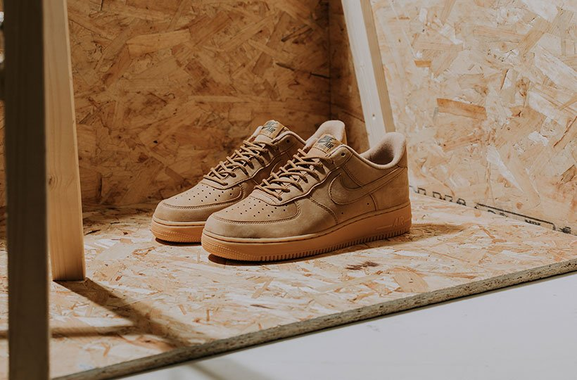 sports shoes 8bde5 72959 nike air force 1 flax low