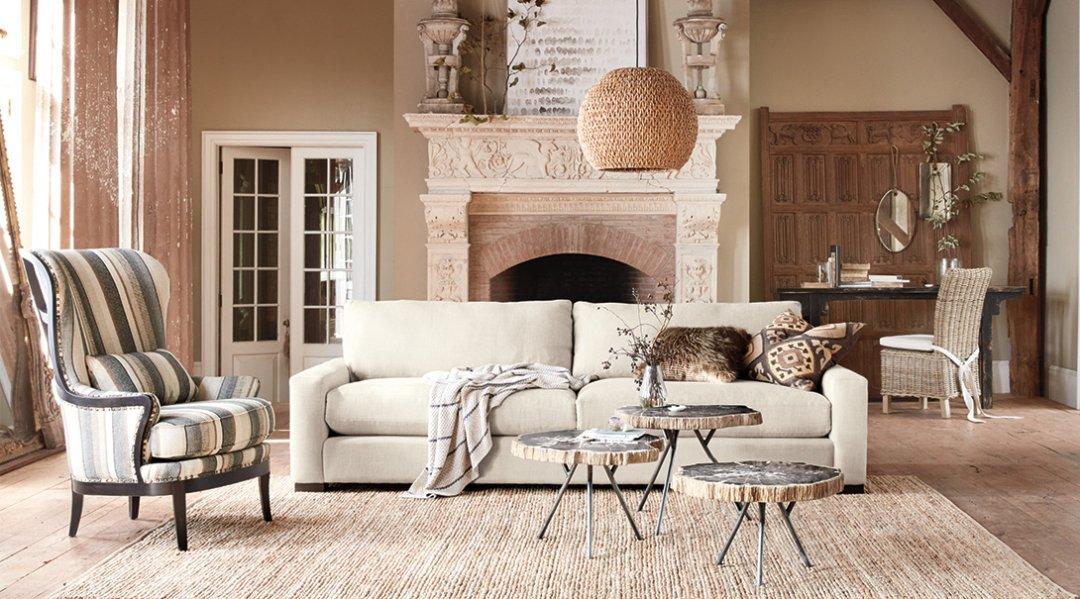 Living Room Furniture & Living Room Sets | Arhaus