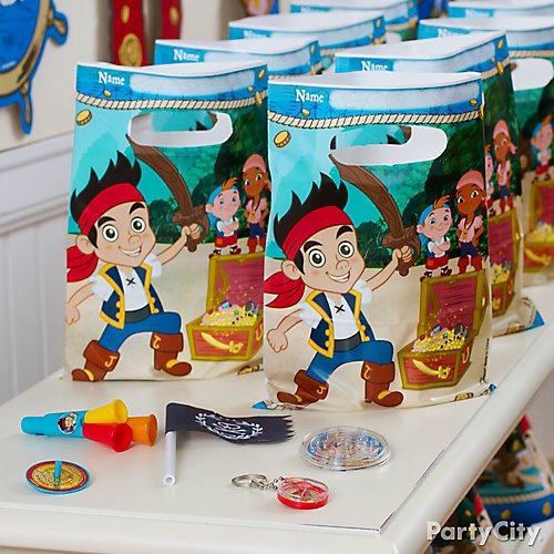 8 Pack Toys 5226163 Jake and the Never Land Pirates Invite and Thank You Combo Party Supplies American Greetings