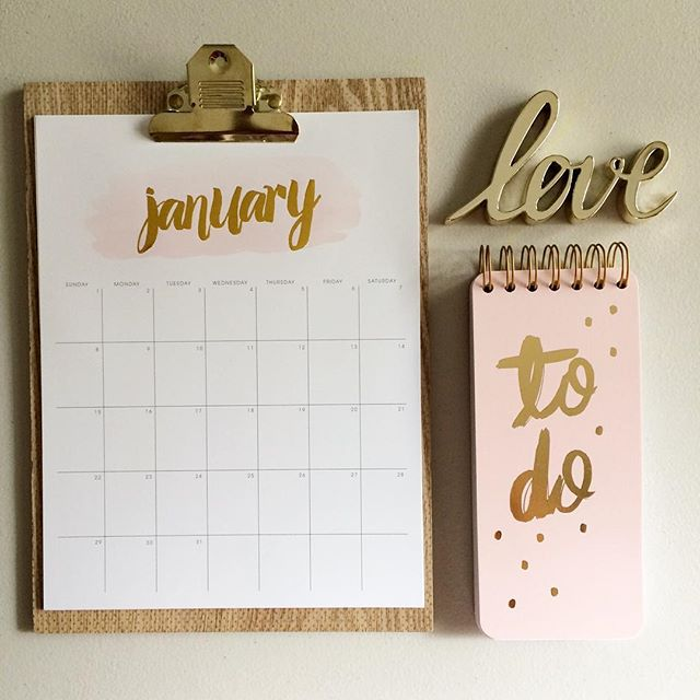 To Do List Pad Black Pink Threshold Target