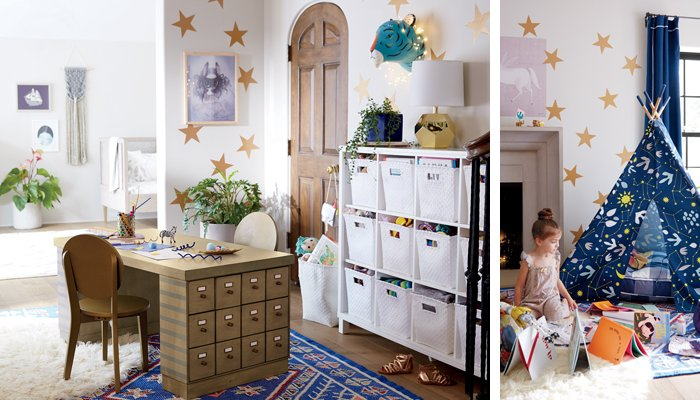 Playroom Design Ideas small playroom ideas small spaces playroom ideas but wtf with that creepy pic kiddos pinterest offices playroom ideas and pictures Genevieve Gorder Blue Playroom