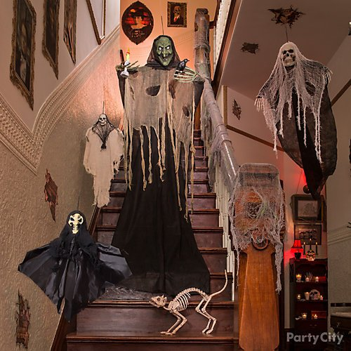40 Haunted House Ideas Party City