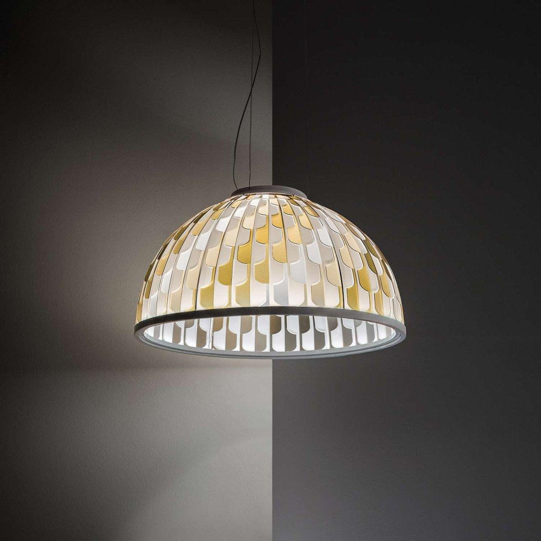 Dome Pendant Light from SLAMP