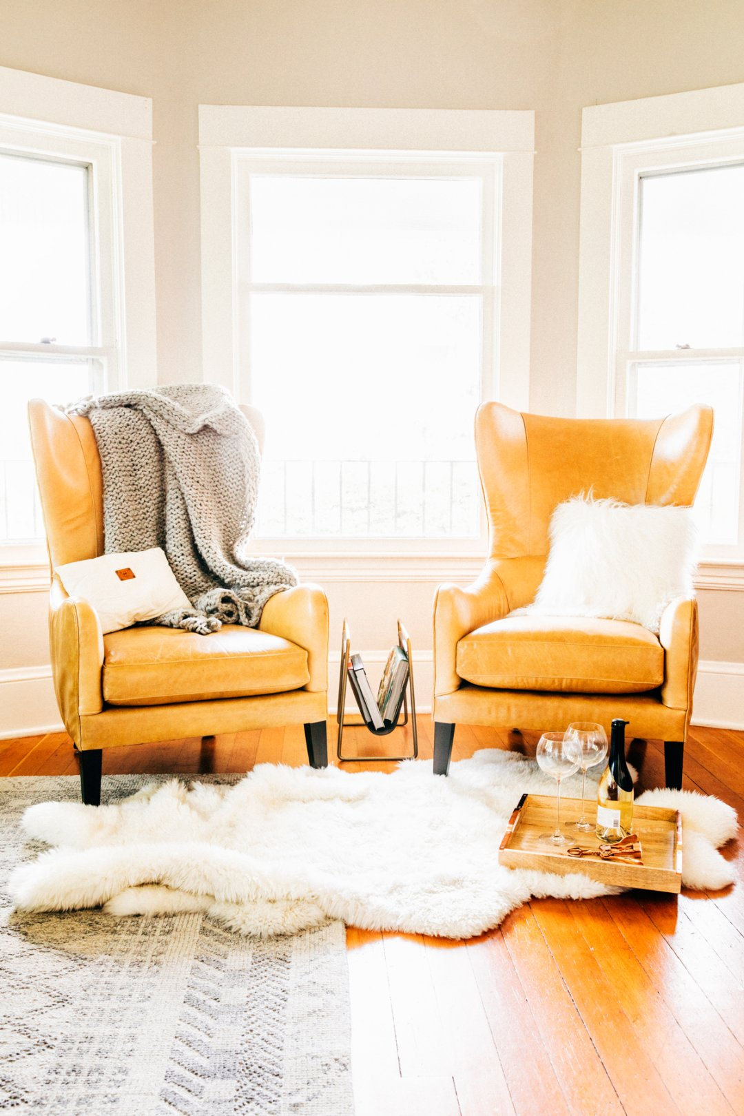 How to Style Bay Windows | The Crate and Barrel Blog