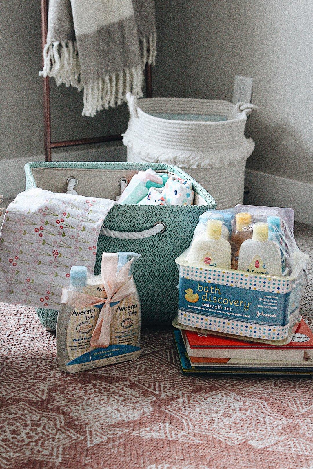 Baby Registry w/ Target + Johnson & Johnson - madam andrews