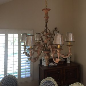 Mica chandelier shade ballard designs mica chandelier shade aloadofball Gallery