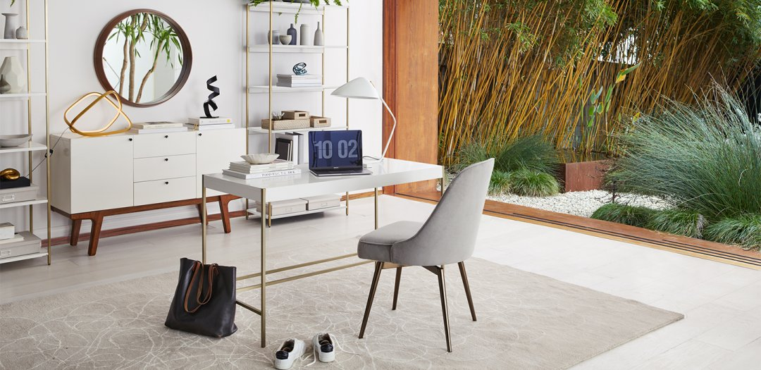 Home Office Inspiration West Elm