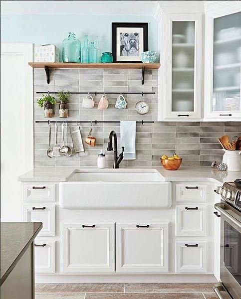 Update Your Kitchen On A Budget: Budget Friendly Kitchen Updates » Persnickety Plates