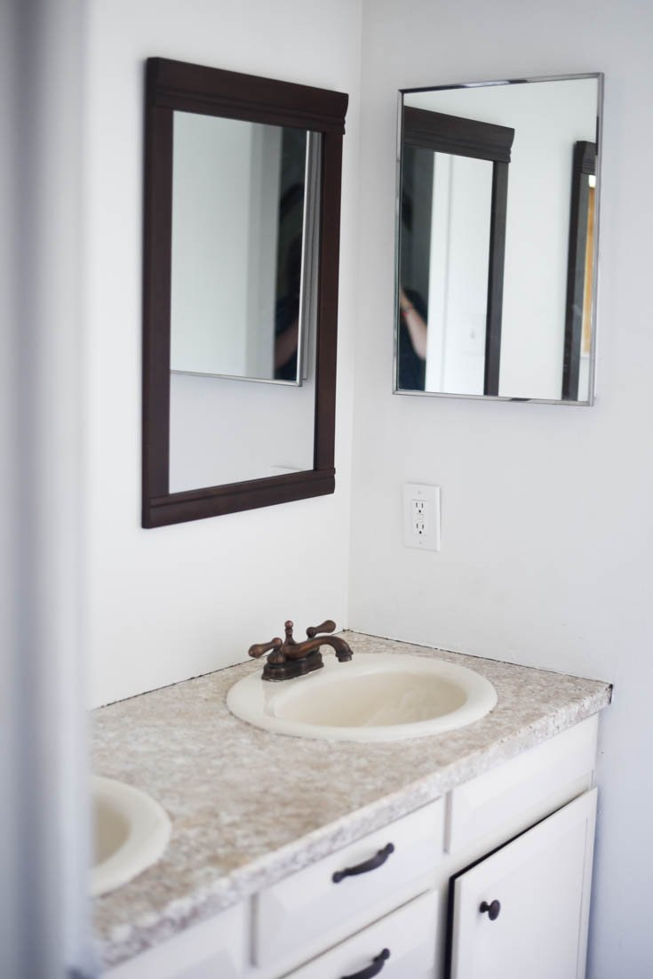 Modern Diy Bathroom Vanity Ideas And Reveal