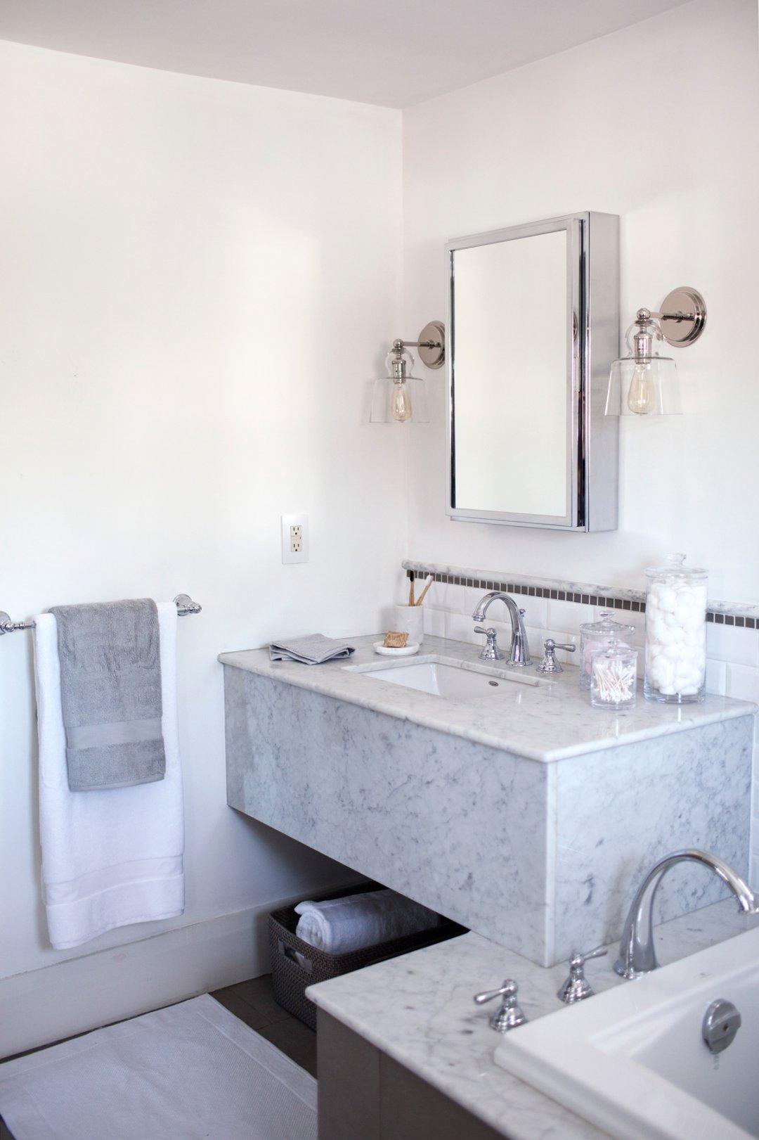 Diy Bathroom Ideas The Crate And Barrel Blog