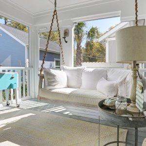 Sunday Porch Swing Replacement Cushion Ballard Designs
