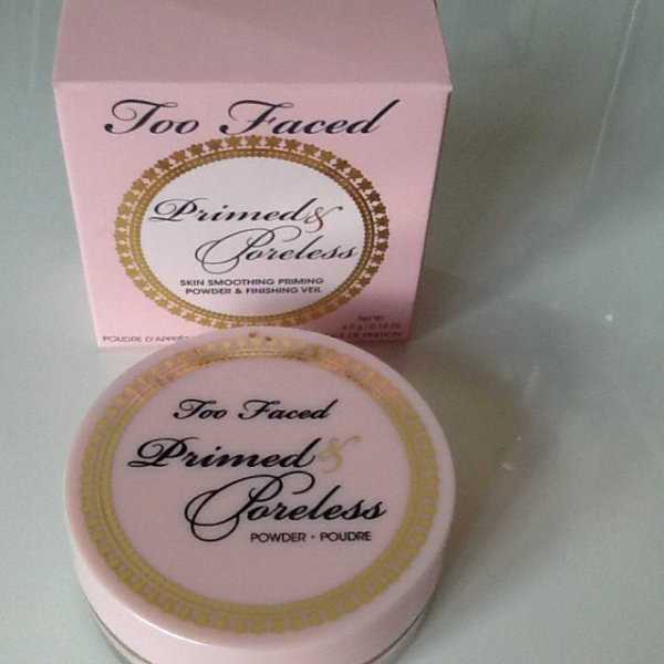 Primed & Poreless Pressed Powder by Too Faced #16