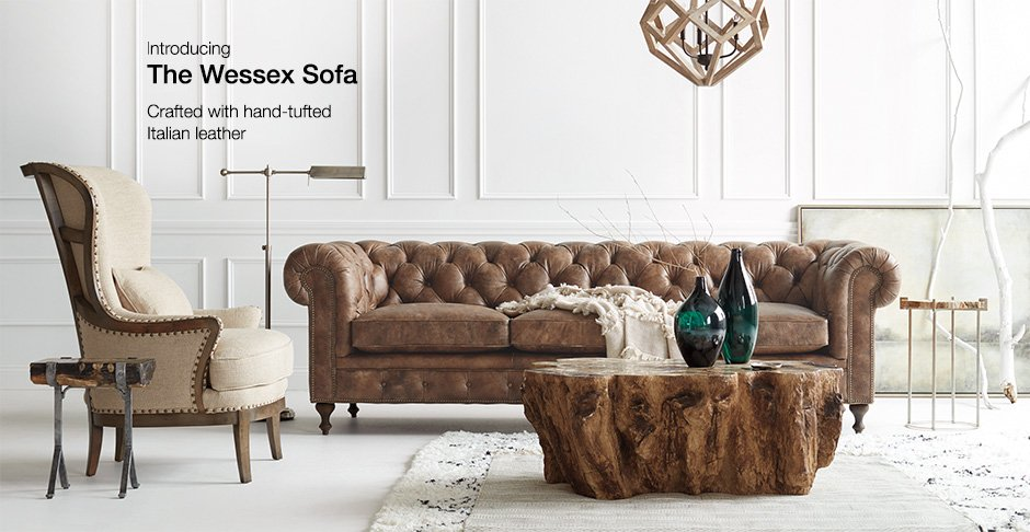 living room furniture & living room sets | arhaus