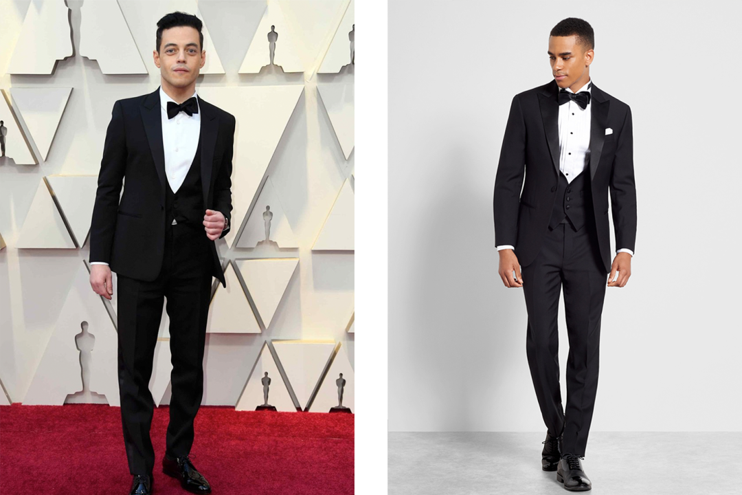 fc76885116 There s a reason these prom tuxedos have aced the test of time  they re  classics. You ll thank yourself in 20 years when you find your prom pic in a  box and ...