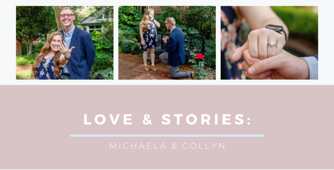 the love story of michaela and collyn