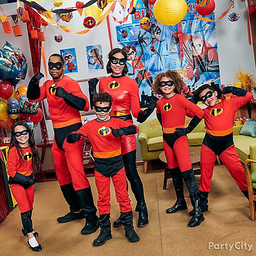 The Incredibles 2 Party Ideas | Party City