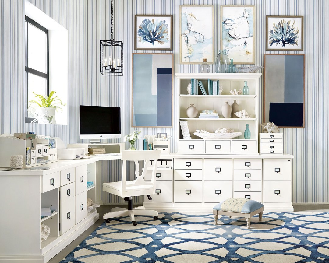 Home Office Ideas How To Work From Home Enjoyably How To Decorate