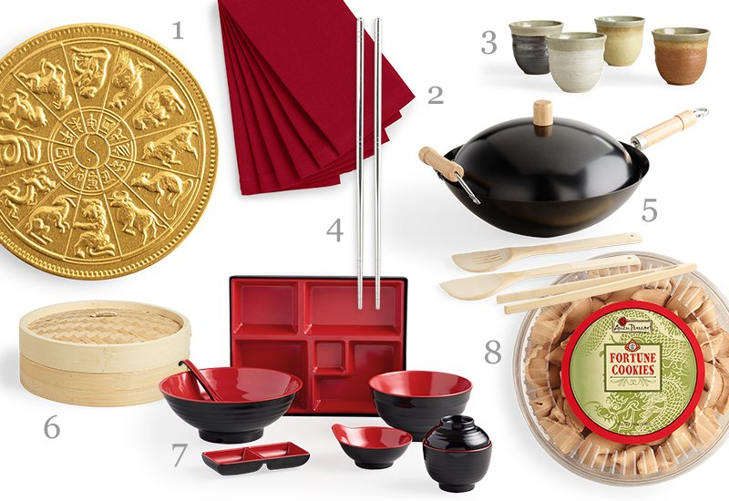 8 Lunar New Year Party Essentials - Discover, A World Market Blog