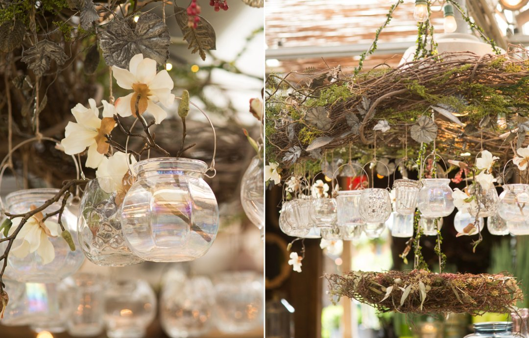 Summer Garden Chandeliers | The BLOG at Terrain