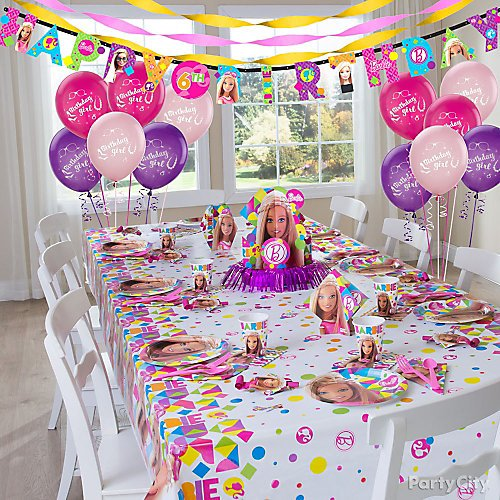Barbie Party Supplies | Party City