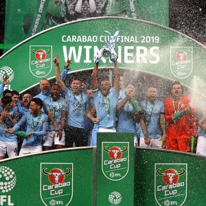 Man City claims their first piece of silverware in 2019! 🏆 - How many 8c41d56fb