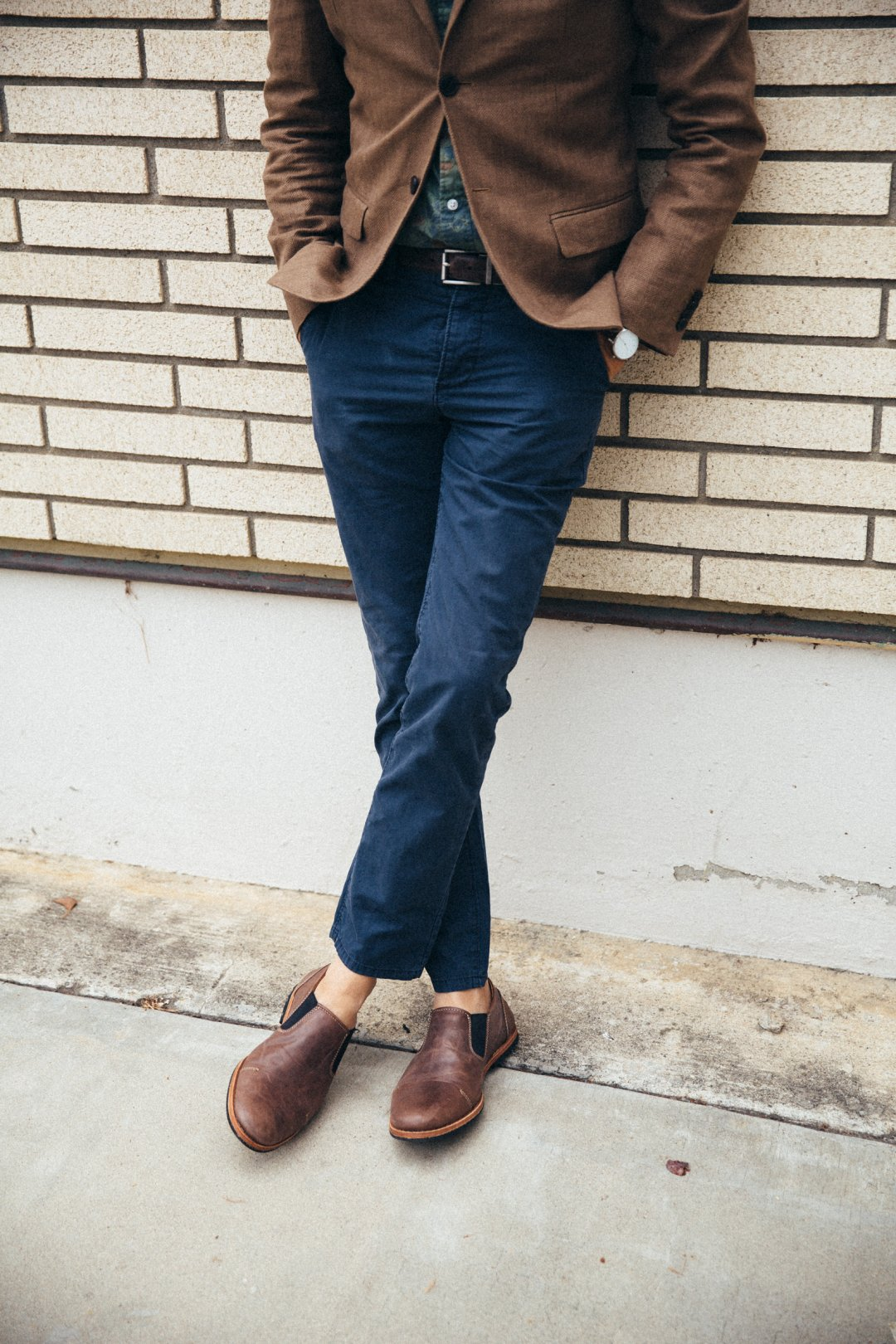 Timberland | Expert Advice No Socks No Problem