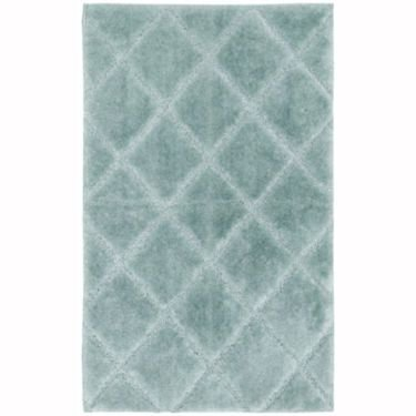 Glam up a tired bathroom - Heidi Milton - ideas to add glam - plush bath mat - Mohawk Home
