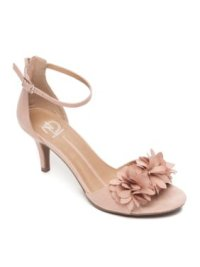 New Directions® Galla Floral Dress Sandal