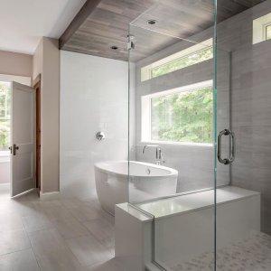 KT Purist Bath Filler Trim With Handshower KOHLER - Kohler purist bathroom collection