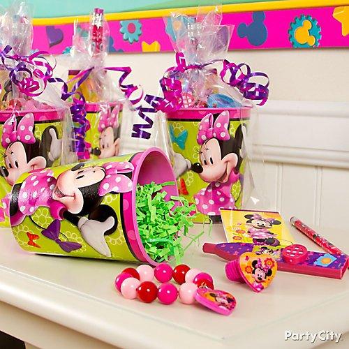 Idea 6 Transform Minnie Mouse Party Cups Into Adorable Favors
