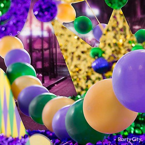 Mardi Gras Parade Float Ideas Party City