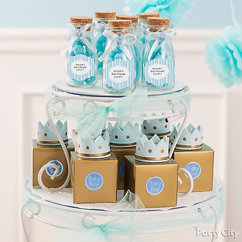 Little Prince Baby Shower Idea Gallery  Party City-1025