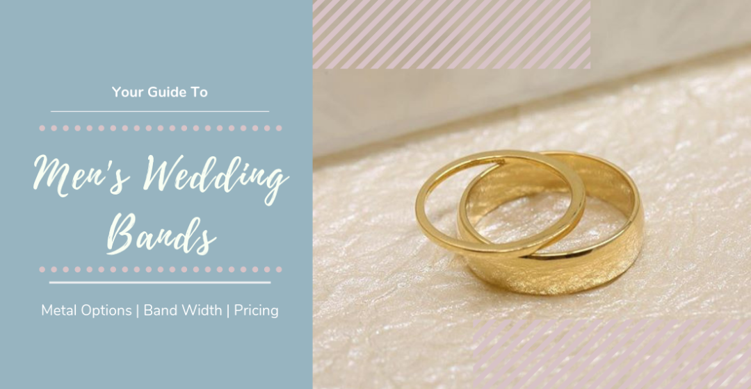 All About Men S Wedding Bands Comfort Fit Vs Non Comfort Fit Love Promise Blog