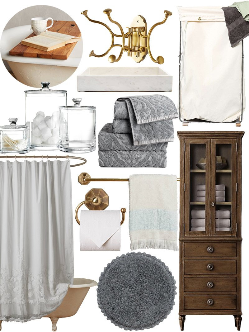 Apartment Therapy Bathrooms Create The Look New Traditional Bathroom Shopping Guide