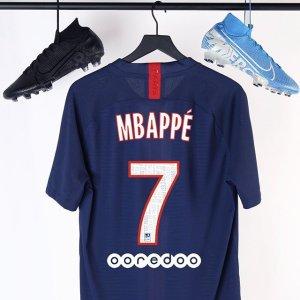 premium selection ba8b9 83846 Official Mbappe Jerseys | World Soccer Shop