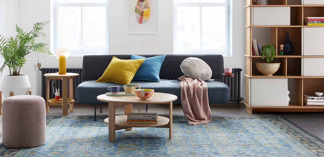 Small Space Living Ideas | west elm