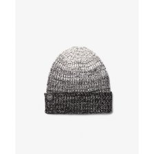 Shop Ombre Turnback Beanie Men's Black and more
