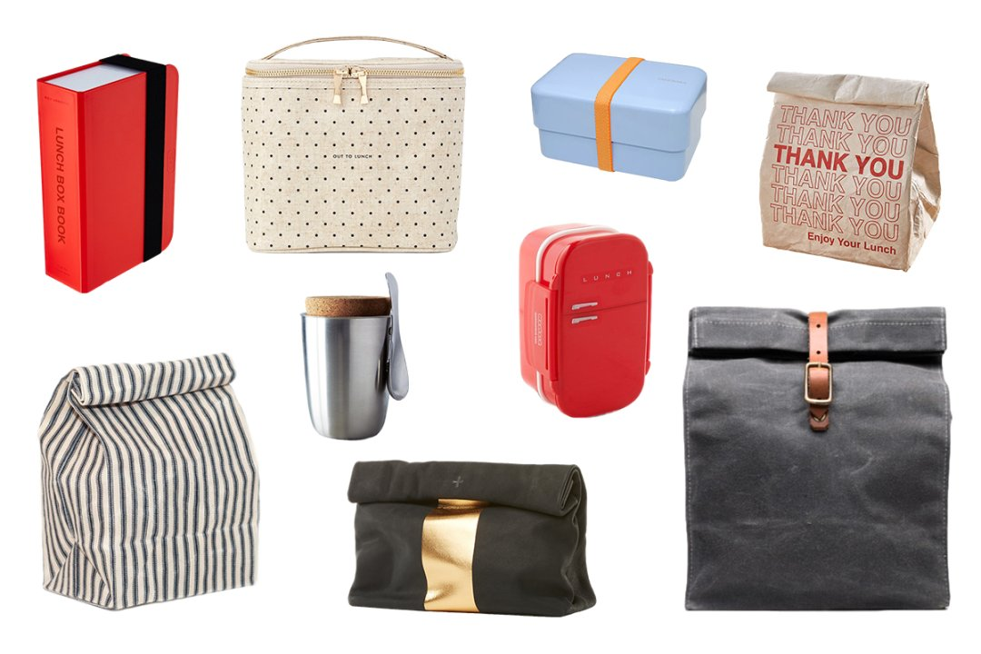 Ditch The Brown Paper Bag 9 Stylish Lunch Boxes And Bags For