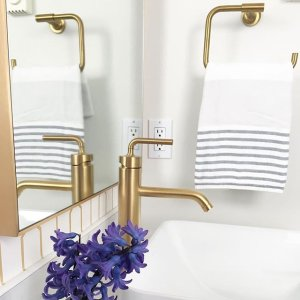 K 14441 Purist Towel Ring Kohler